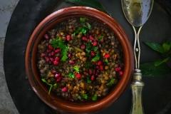 braised-lentils