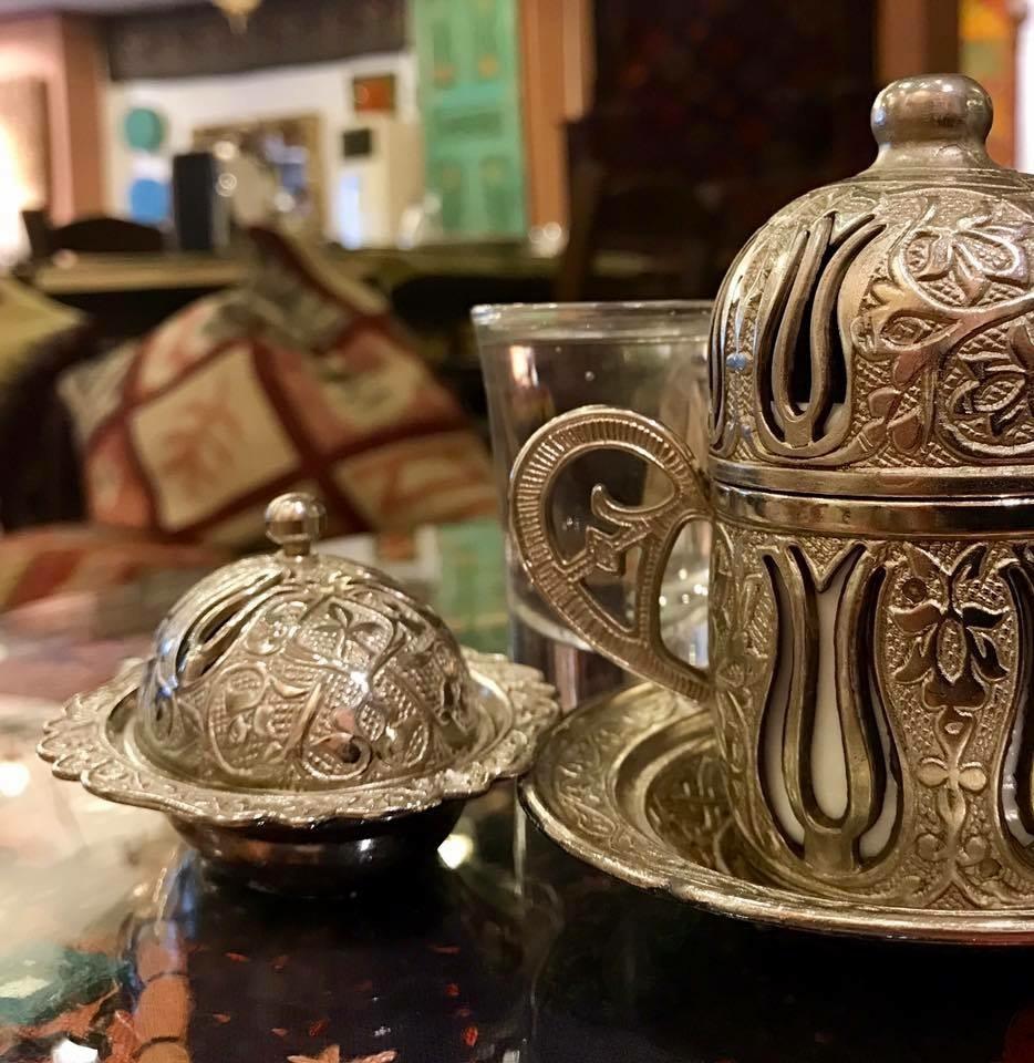Turkish Coffee Time - Istanbul 2017