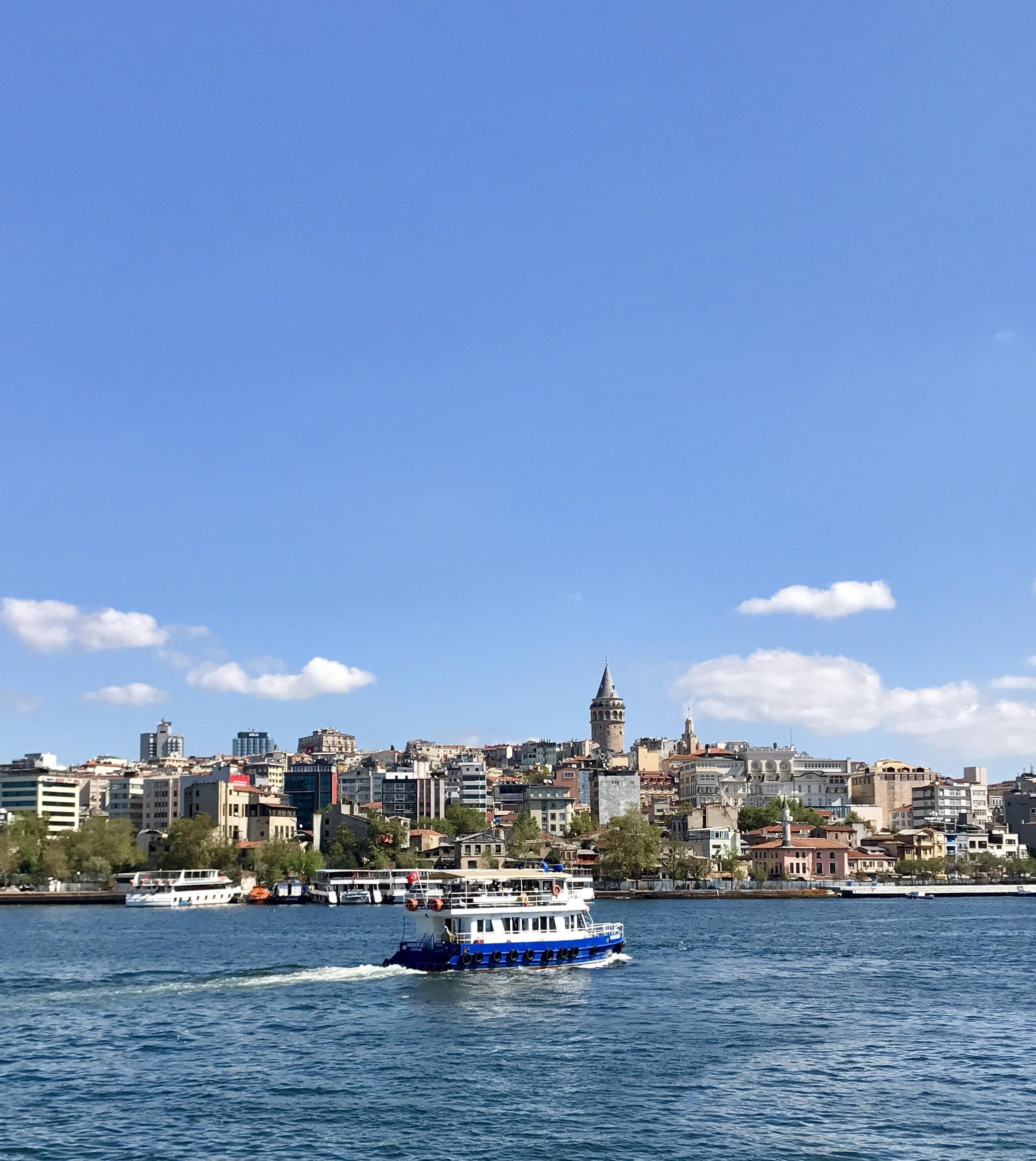 Bosphorus -- Istanbul 2017