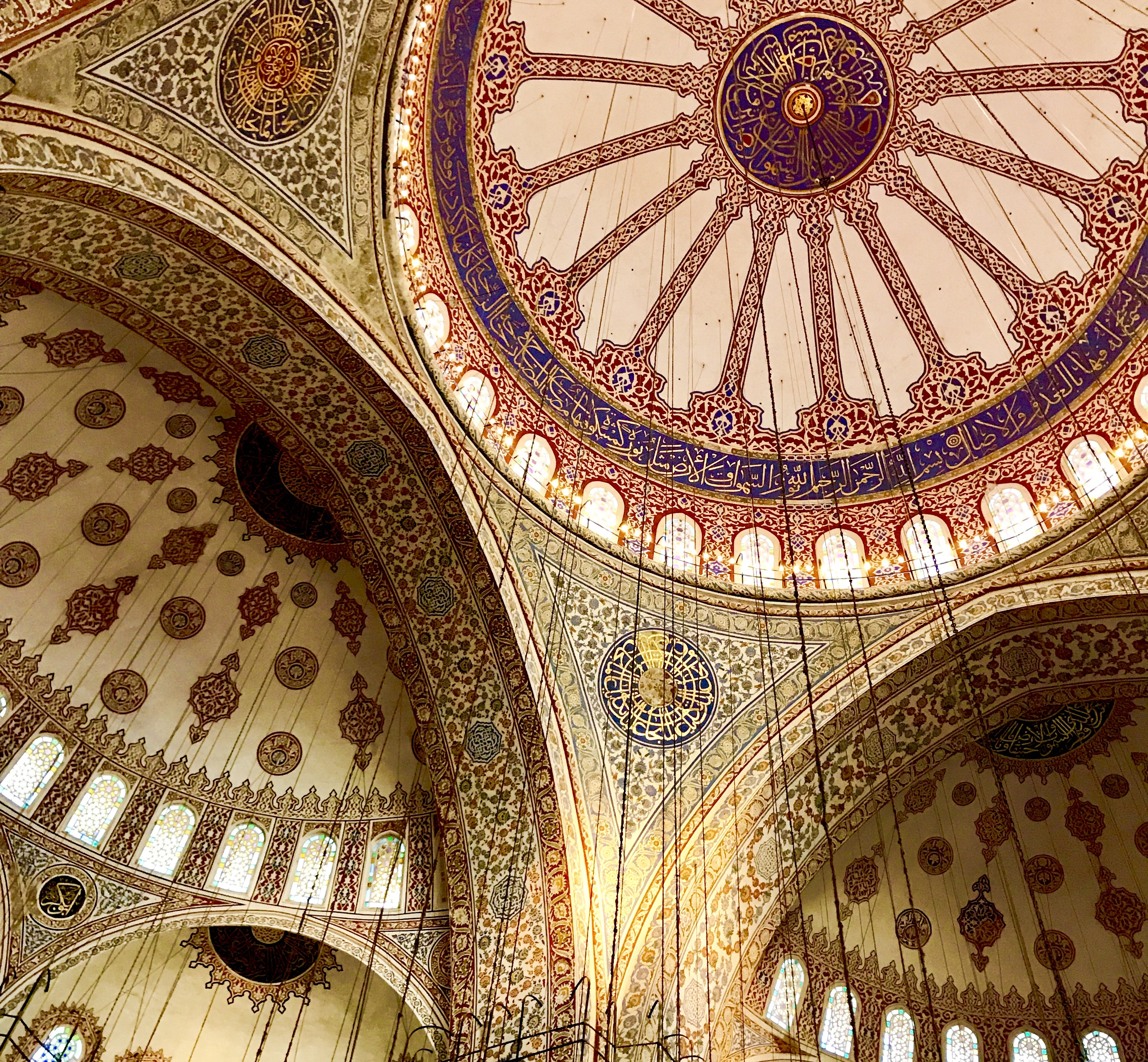 Blue Mosque - stanbul 2017